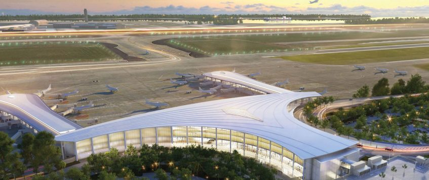 Louis Armstrong New Orleans International Airport's Forthcoming $1 Billion Terminal