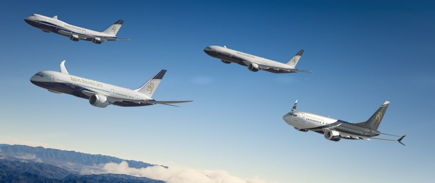 All You Need to Know About Boeing's New Business Jet BBJ-777X