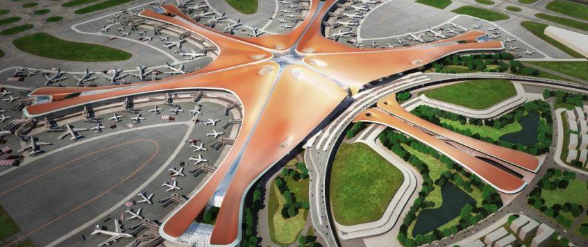 China Opens Beijing Daxing International Airport