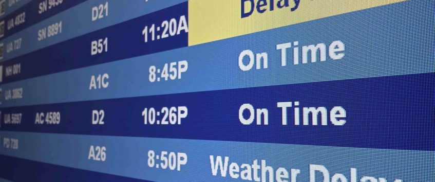 Hong Kong Airport Cancels All Flights for the Remainder of the Day
