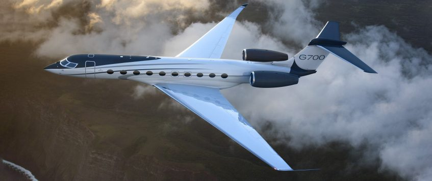 A Closer Comparative Look at the New Gulfstream G700