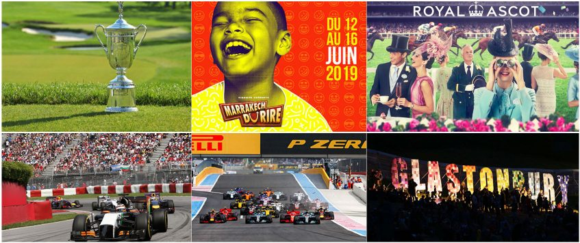Most Anticipated Events of June 2019
